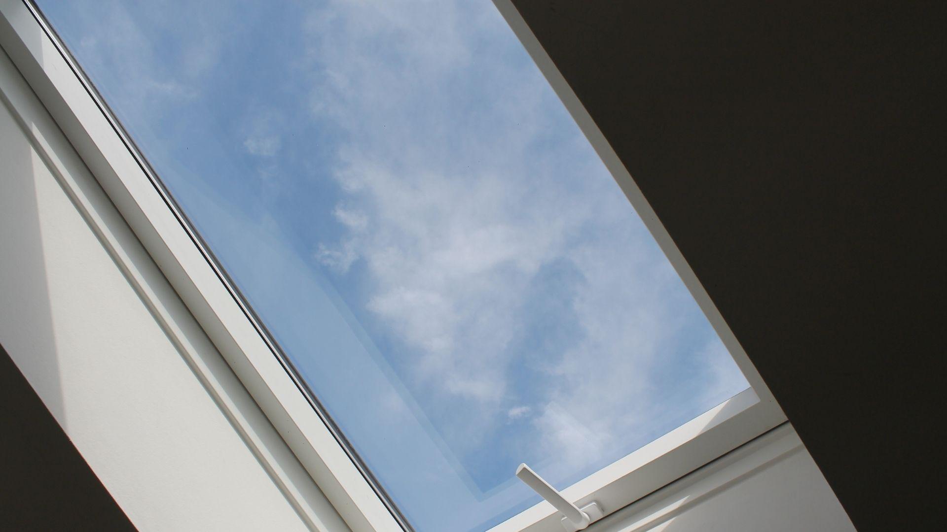 Fensterfolie für Dachfenster