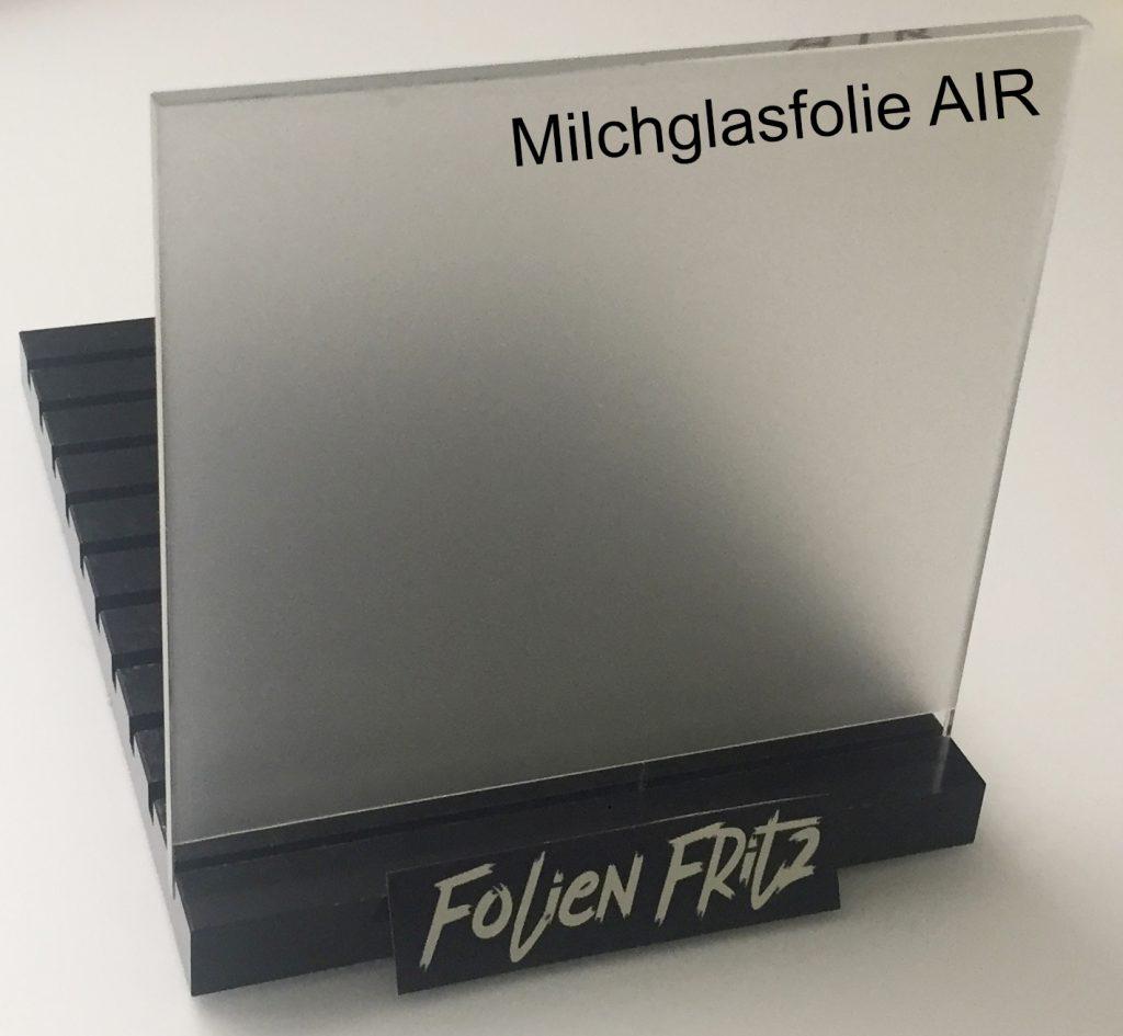 Milchglasfolie AIR
