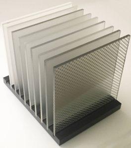 Milchglasfolien und Sichtschutzfolien für Fenster und Glaselemente und Glastrennwände