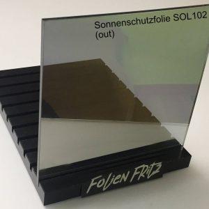 Sonnenschutzfolie SOL102