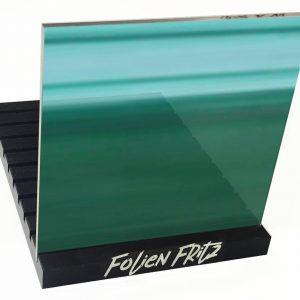 Spiegelfolie grün