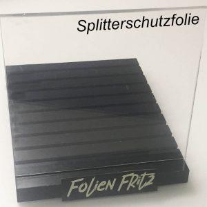 Splitterschutzfolie